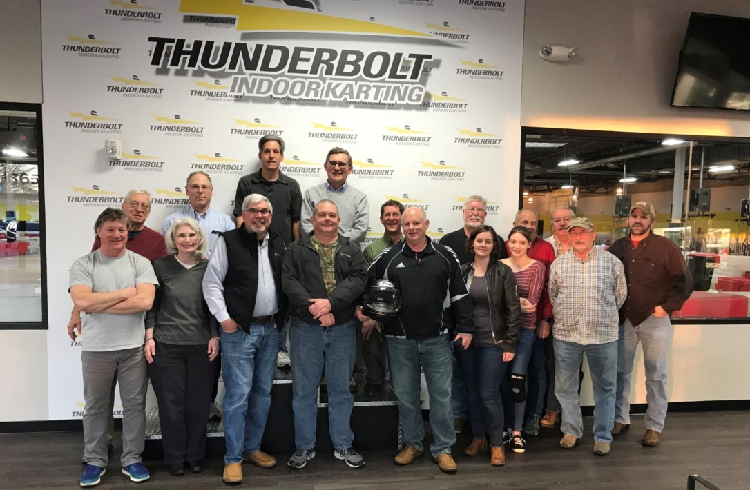 RTR Thunderbolt group